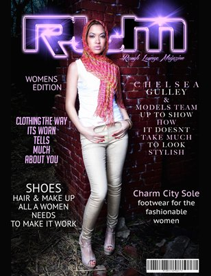 Rough Lounge Magazine Women's Edition