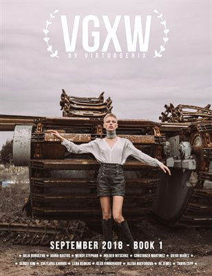 VGXW - September 2018 Book 1 (Cover 2)