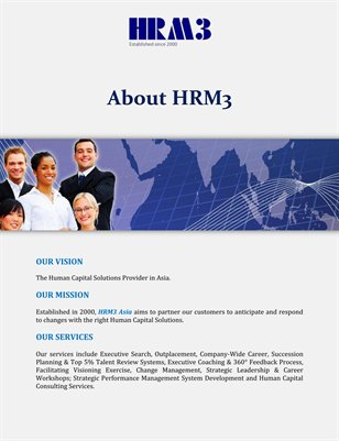 About HRM3