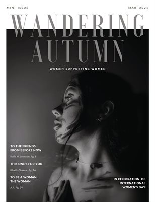 Wandering Autumn Women's Day Mini-Issue