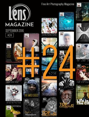 Lens Magazine Issue #24 Two Years Publishing