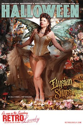 Halloween 2021 Vol.11 – Elysian Skyes Cover Poster