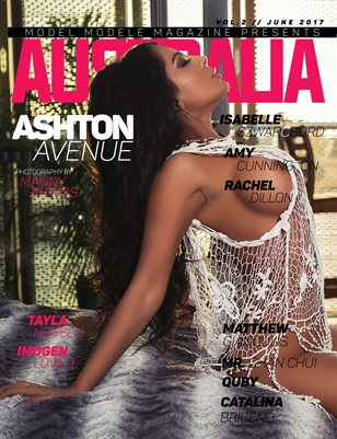 Model Modele Magazine Presents Australia (Ashton)