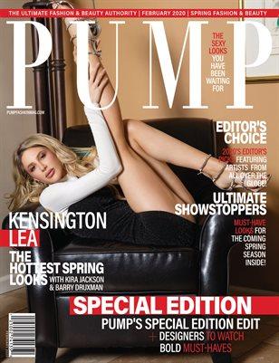 PUMP Magazine - Special Edition
