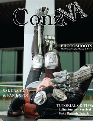 Conz Na Issue #007