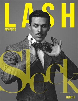 Lash Magazine - Sleek Issue