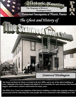 The Historic & Haunted Stanwood Hotel & Saloon
