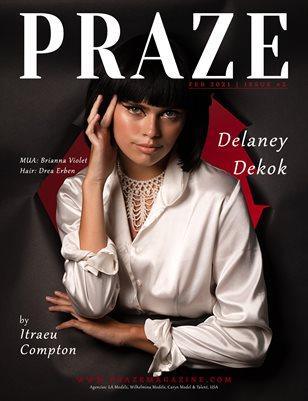 PRAZE Magazine | Feb 2021 - Issue #2