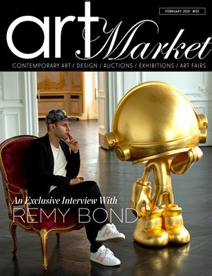 Art Market Magazine, February 2021 Issue #56