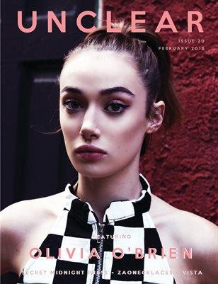 Unclear Magazine FEBRUARY 2018