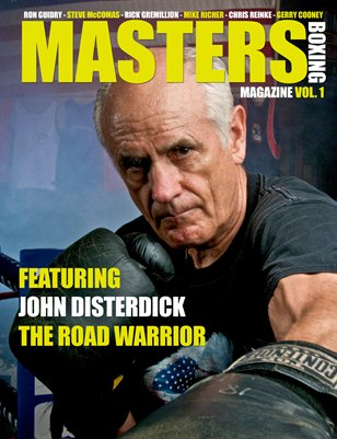 Masters Boxing Magazine Vol 1