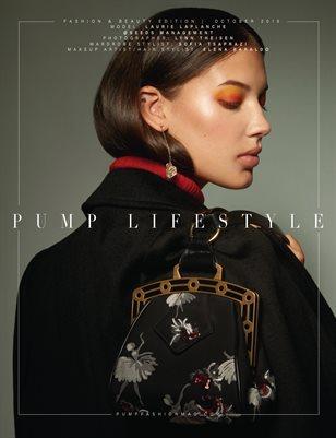 PUMP Magazine - Editorial Art Edition - Vol.2