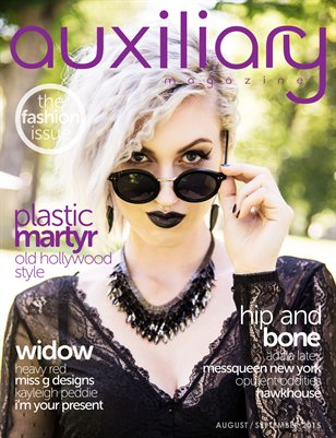 August/September 2015 Issue