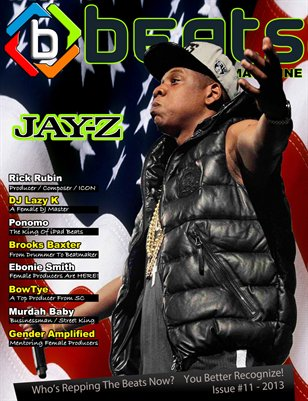Beats Magazine Jul 2013