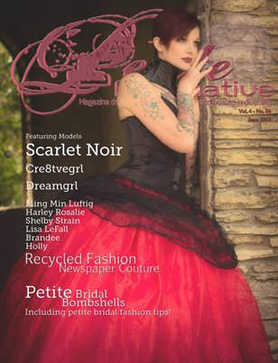 The Petite Alternative - June - 2013