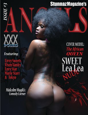 Angels XXXposed Issue #3