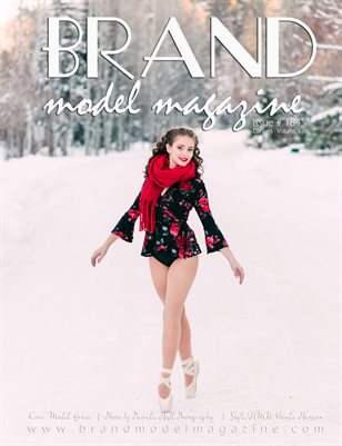 Brand Model Magazine  Issue # 184, Dancers - Vol. 9