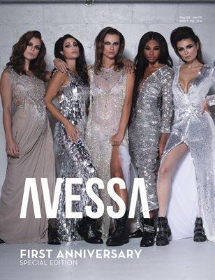 AVESSA Magazine - First Anniversary | Dec/20-Jan/21 - Year I - Vol 12-A