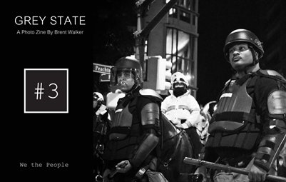 Grey State - Issue #3 - We the People