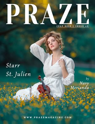 PRAZE Magazine | July 2020 - Issue #2