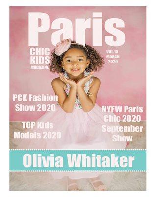Olivia Whitaker