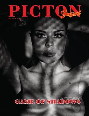 Picton Magazine February  2020 N431 Sensual Cover 3