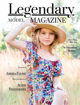 Issue No. 5 - Accessorized Models - Legendary Model Magazine