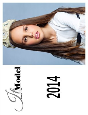 It Model Magazine Calendar 2014