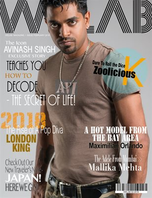 WELAB Magazine - February 2018