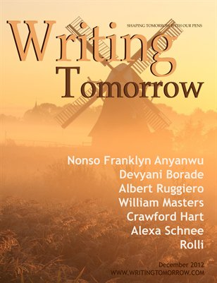 Writing Tomorrow Magazine December 2012