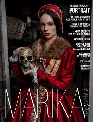 MARIKA MAGAZINE PORTRAIT (ISSUE 736 - MARCH)