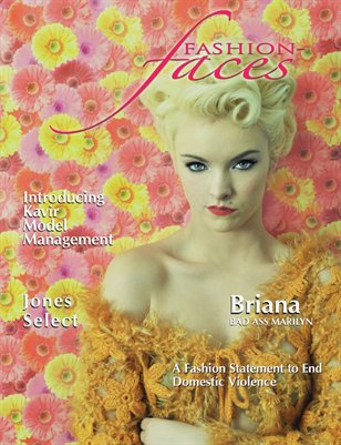 Fashion-Faces Magazine Issue 1 February 2012