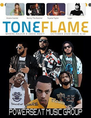 ToneFlame Magazine October 2020
