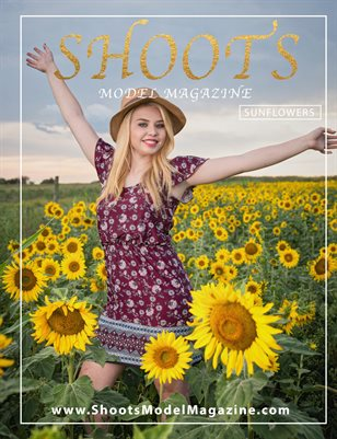 Sunflowers - Shoots Model Magazine 2018