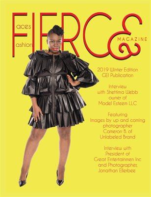 Fierce Faces & Fashion Magazine Q1 2019