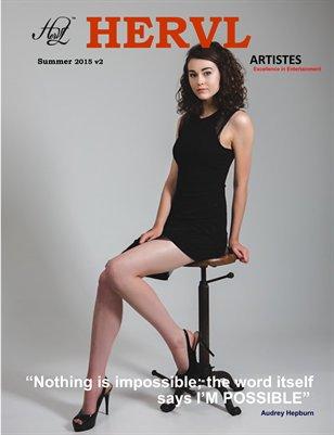 HervL Artistes Magazine - Summer 2015 V2
