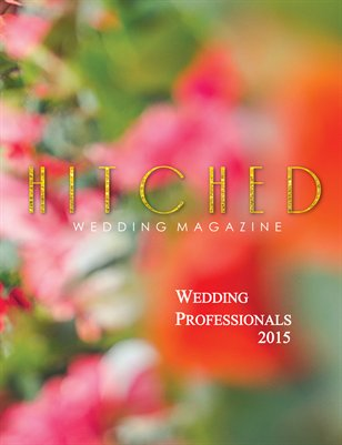 Hitched - Wedding Professionals 2015