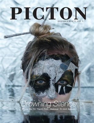 Picton Magazine December 2018 Beauty N7, Cover 2