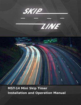 MST-14 Manual