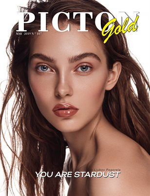 Picton Magazine May 2019 GOLD N107 Cover 3
