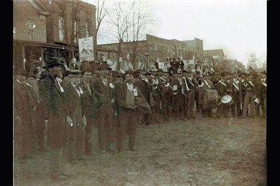 Band in Paragould, Arkansas
