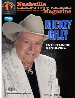 Nashville Country Music Magazine Nov 1