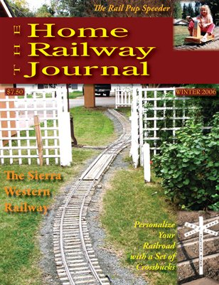 Home Railway Journal: WINTER 2006