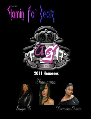 The 2011 Female Hip Hop Honors Issue