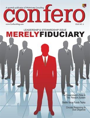 Confero Spring 2014: Leadership & Stewardship Issue