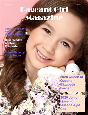 Pageant Girl Magazine Issue 8