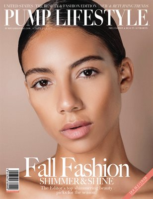 PUMP Lifestyle - The Beauty & Fashion Edition | November 2018 | V.XIX