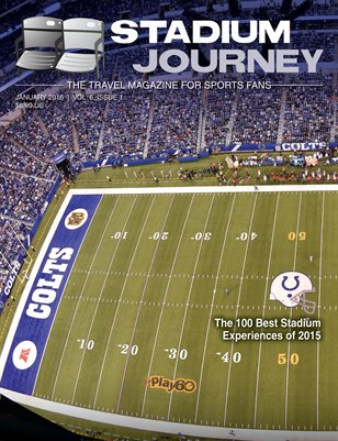 Stadium Journey Magazine Vol 6 Issue 1