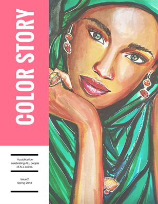 The Second Issue of Color Story Magazine