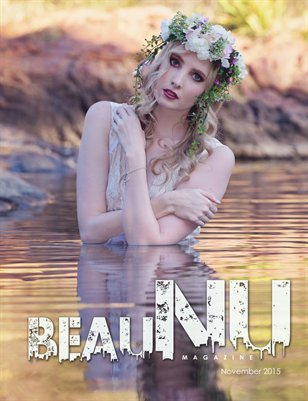beauNU Magazine November 2015 Water issue